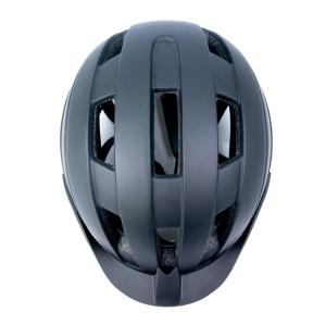 청소년과 성인을위한 블루투스 헤드셋 및 경고등이 포함 된 일체형 승차 스쿠터 헬멧