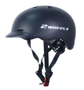 Sombrero Lengua PC Shell Cascos de deportes al aire libre Cascos de scooter con certificado CE EN1078 CPSC