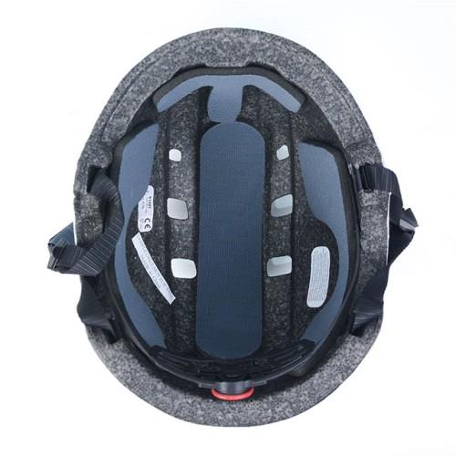 Casques de scooter légers certifiés CPSC avec doublure amovible pour casques de skateboard d'extérieur