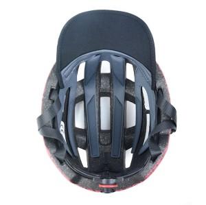 Casques de scooter légers PC Shell avec lumière USB rechargeable pour casques multisports