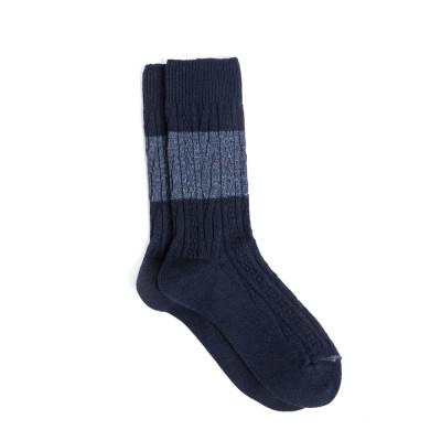 Chaussettes 100% cachemire pur pour hommes