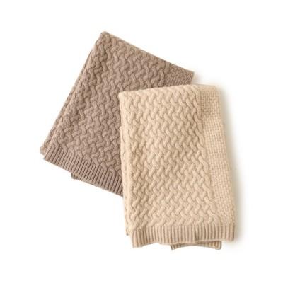 nuevo diseño de mantas de cachemir puro 100% orgánico para bebés