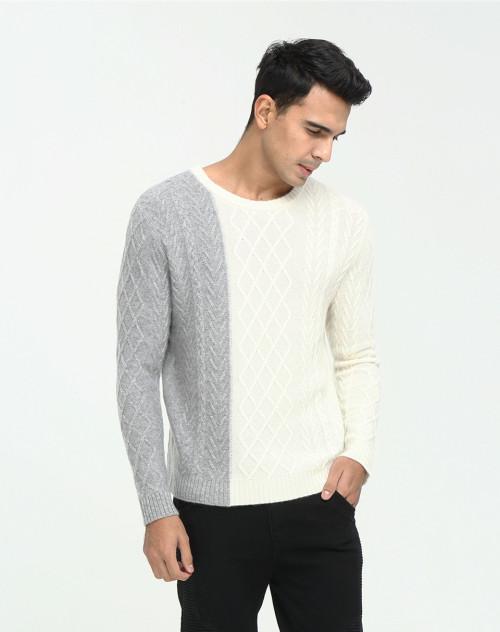 nuevo diseño 100% puro jersey de cachemir