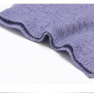 bufanda de cachemir de color sólido de gril para el otoño invierno