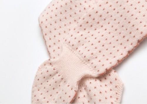 gril bufanda de cachemir puro en patrón de computadora para uso al aire libre
