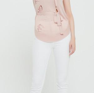 diseño de moda suéter de pura cachemira para mujer con dibujado a mano
