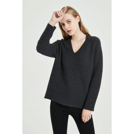 chinese seamless cashmere sweater supplier high quality cashmere sweater ODM