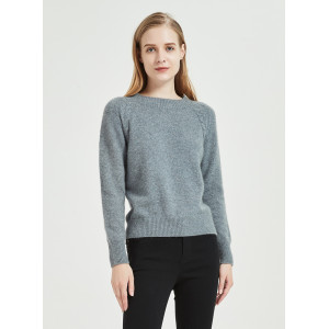 wholesale high quality cashmere sweater with seamless tech in low price