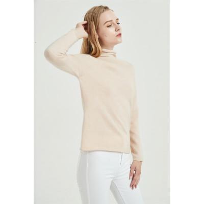 suéter de mujer de cachemira pura de diseño de moda con tecnología perfecta