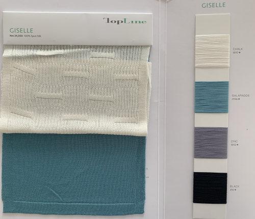 Ewsca spring hilo de seda 100% sostenible con colores comunes
