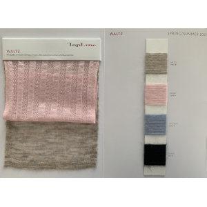 27% Super Kid Mohair 21%Extrafine Merino Wool 52%Polyamide Fiber Fancy Yarn