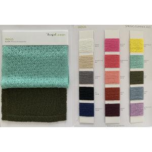 new spring summer yarns of 79%linen 21%Polyamide fiber fancy yarn