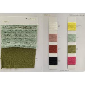 new spring summer 67%linen 33%rayon viscose fancy yarn