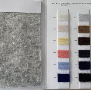 nouvelle tendance de la mode1 / 18nm 30% laine 30% mohair 40% nylon mélange fil fantaisie