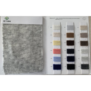 new fashion trend1/18nm 30%wool 30%mohair 40%nylon blend fancy yarn