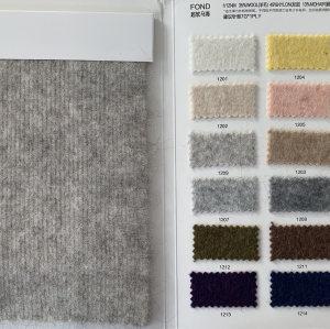 fin extra doux 1 / 12nm 35% laine 49% nylon 13% mohair 3% spandex fantaisie