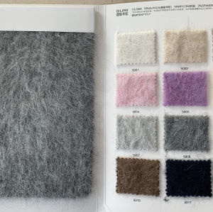 dernière mode haut de gamme 1 / 5.5nm 78% alpaga 19% nylon 3% spandex fantaisie