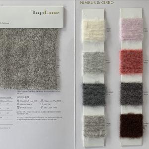 luxe durable 82% laine mérinos extrafin 18% cachemire fantaisie