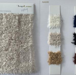 Luxe durable 60% laine mercerisée 26% cachemire 14% fibre de polyamide Fancy Yarn