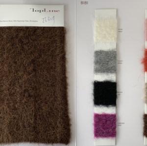 Luxe durable 47% alpaga superfin 42% laine mérinos extra-fine 14% polyamide 2% fil fantaisie élasthanne