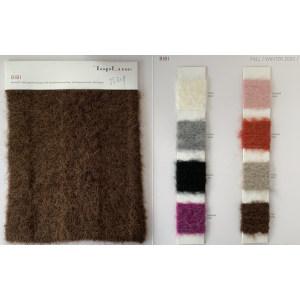 Sustainable Luxury 47%Superfine Alpaca 42%Extrafine Merino Wool 14%Polyamide 2%Elastan Fancy Yarn