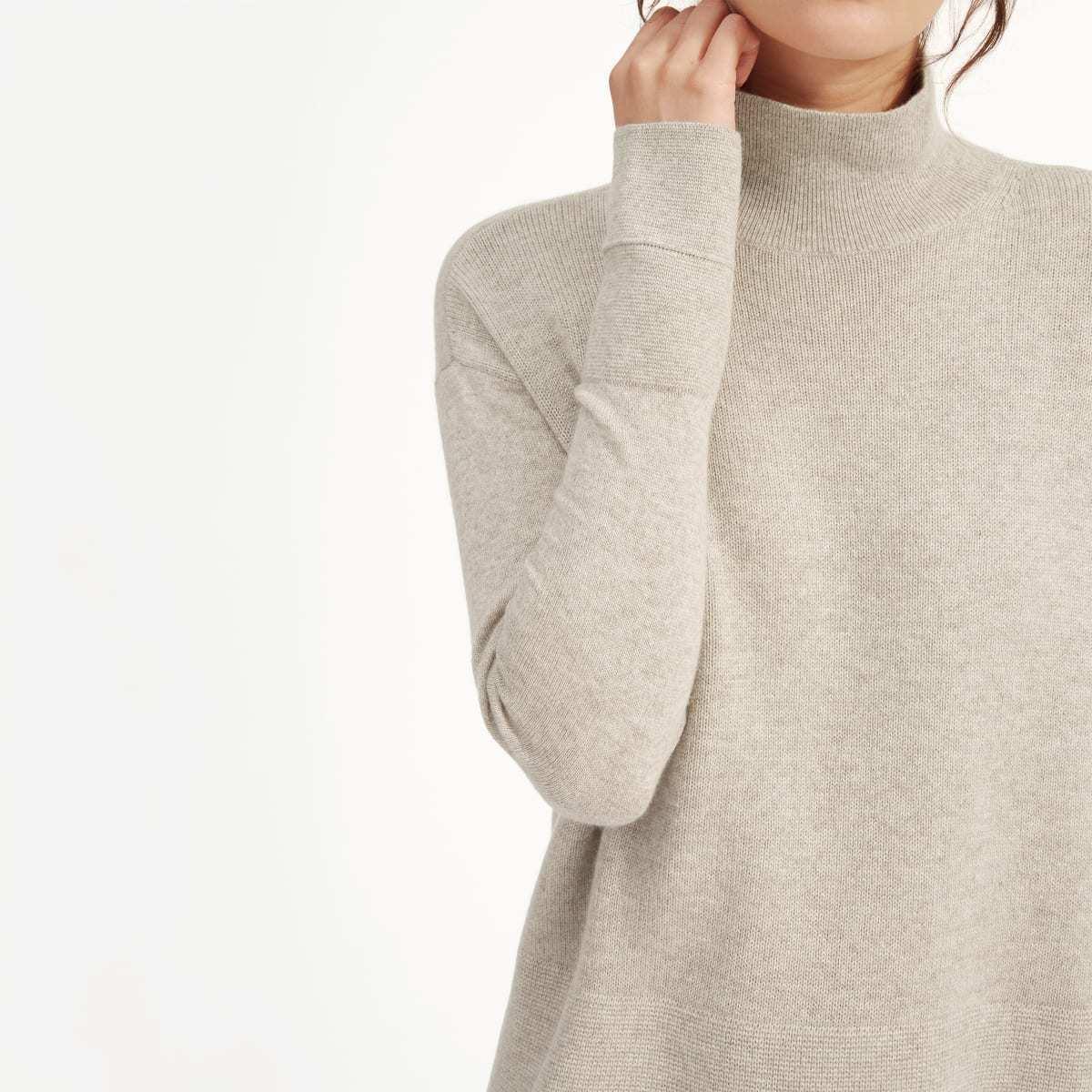 tricots en cachemire