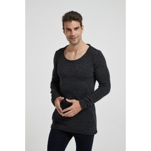 New design fashion men's  merino wool round neck jumper sweater in high quality by Chinese supplier
