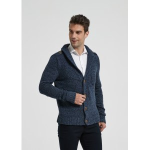 Private label OEM men's turtleneck 100% merino wool jacket sweater in high quality with cheap price