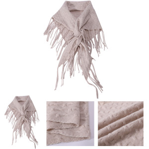 Wholesale Latest Fashion High Quality Women Cashmere Scarf With Fringes For Fall Winter From China