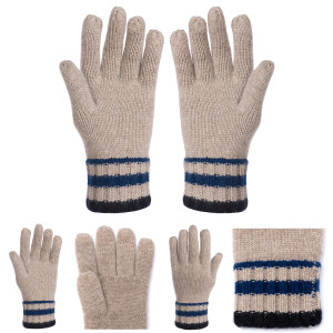 Wholesale Latest Fashion High Quality Cashmere Mittens