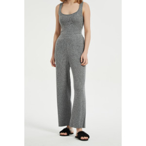 Wholesale Ladies Pure Cashmere Lounge Wear Pants From Chinese Supplier