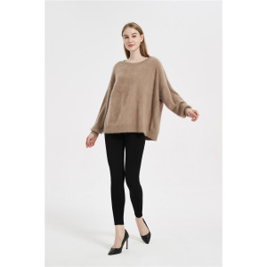 Best Long-staple cashmere jumper in coffee color