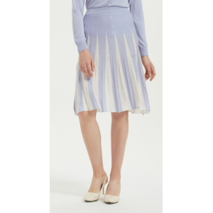 High quality wholesale women latest silk cashmere skirt in low price