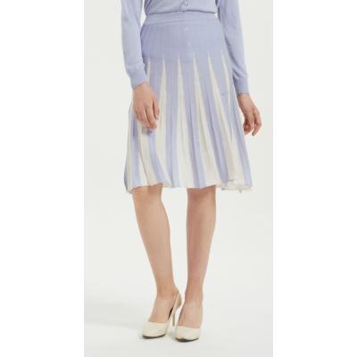 elegante vestido corto de cachemir puro para mujer con varios colores