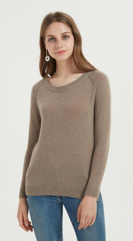 suéter de cachemir para mujer
