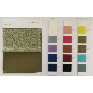 latest fashion 81%linen 19%polyamide fiber fancy yarn