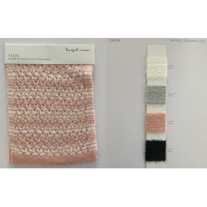 Ewsca fall new fashion fancy yarn with silk blend