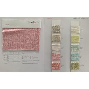 Sustainable Luxury 63%Linen 37%Cashmere Fancy Yarn