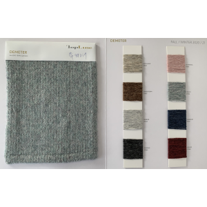 extrafine sustainable luxury 100%cashmere fancy yarn with stock service Nm2300