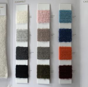 luxe durable de haute qualité 56% cachemire 28% coton 12% fibre de polyamide 2% paillettes 2% fil fantaisie élasthanne