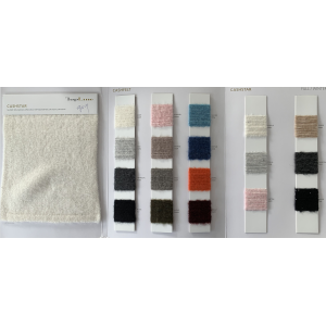 high quality sustainable luxury 56%cashmere 28%cotton 12%polyamide fiber 2%sequins 2%elastan fancy yarn