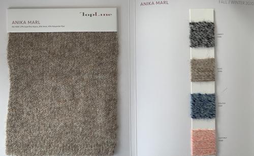Luxe durable 27% Alpaga superfin 28% Laine 45% Fibre de polyamide Fancy Yarn
