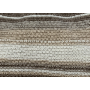 Knitted Cashmere Pattern in 100% Cashmere Yarn with new Design