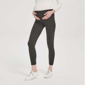 Wholesale OEM Pregnancy High Quality Mama's Pure Cashmere Leggings From Chinese Manufacturer