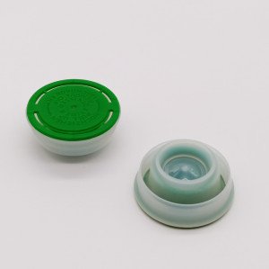 oil tin can,bottle cap 42mm plastic spout cap