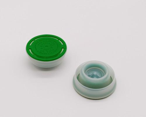 oil tin can,bottle cap 42mm plastic spout cap