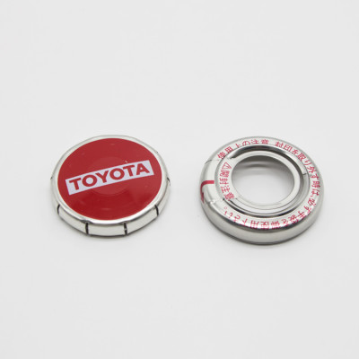 Japan engine oil metal cap,motor oil lids with the seals