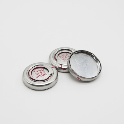 42mm pull ring metal cap /bottle cap for engine oil tin can