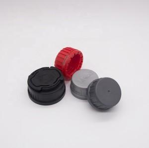 Castrol Plastic Jerry Engine Oil Motor oil Bottle Screw Cap for plastic Jerry can bottl