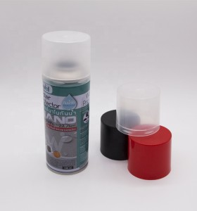 New arrival cap plastic for aerosol bottle can